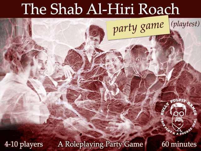 The Shab Al-Hiri Roach